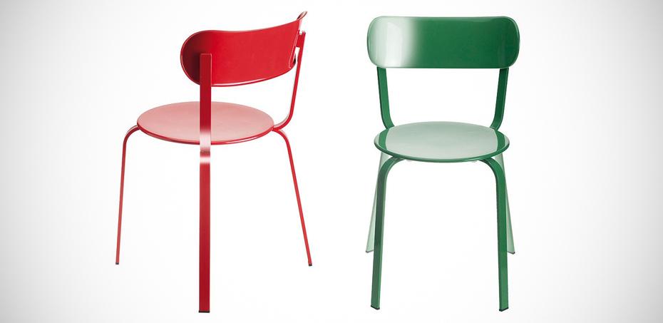Stil Sedie Moderne di LaPalma, Design Patrick Norguet