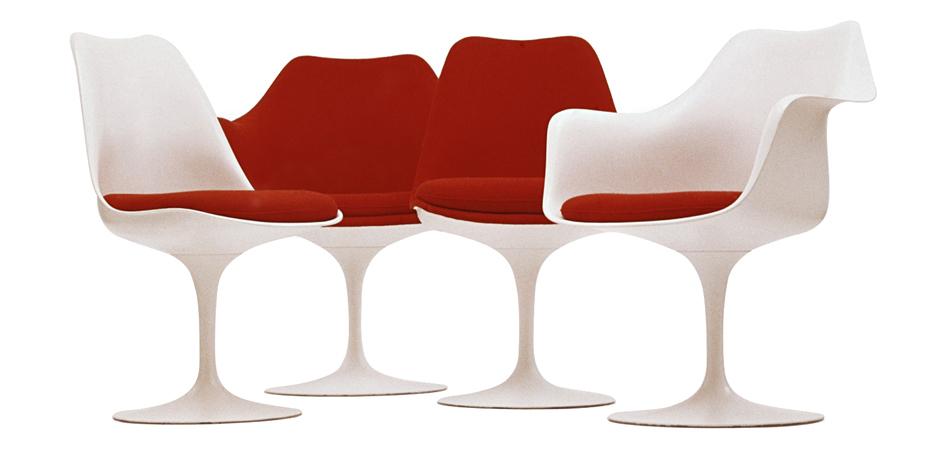 Sedia Tulip Originale Di Knoll Studio Design Eero Saarinen